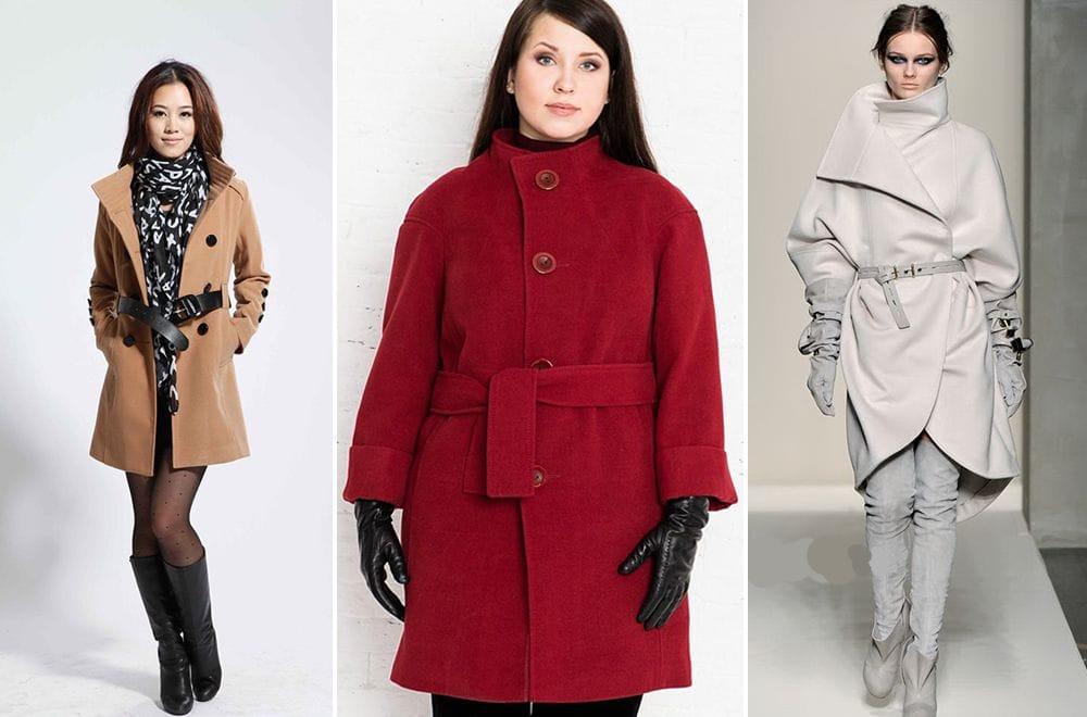 Обращаем внимание на длину при выборе пальто
