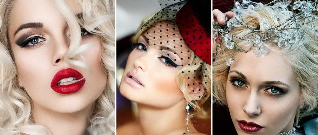 Особенности новогоднего макияжа 1