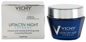 Ночной крем-уход LiftActiv Supreme (Vichy)