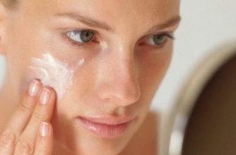Почему крем скатывается на лице и что делать в этом случае