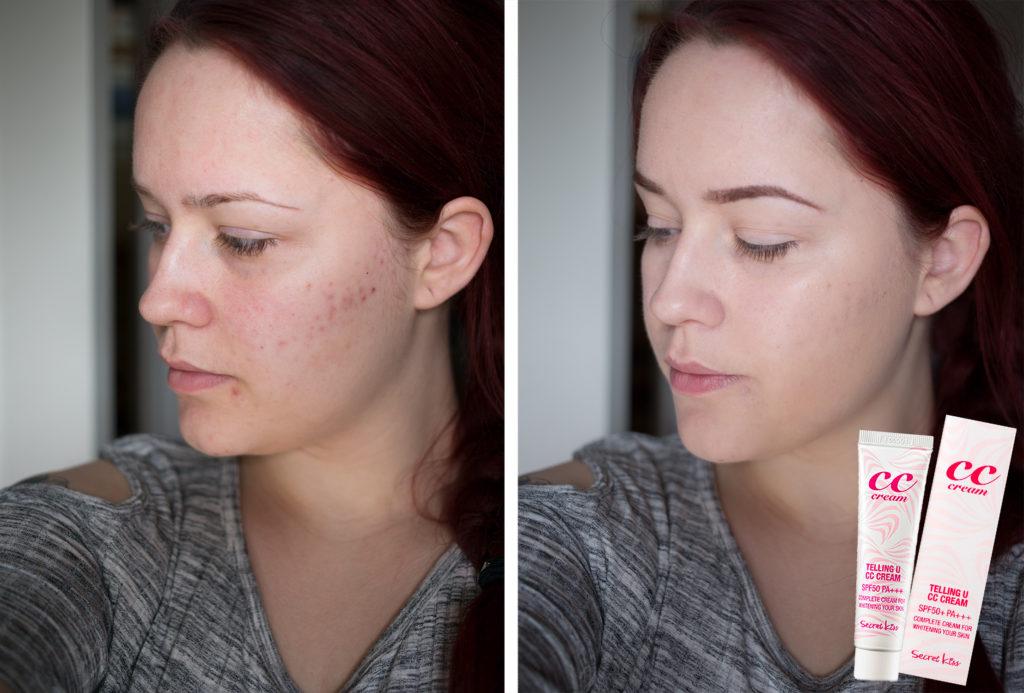 Как правильно наносить СС крем на лицо?