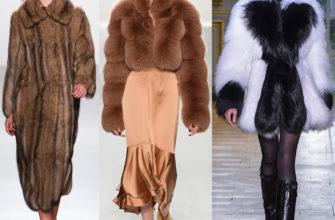 Экологически модное решение 2019-2020 — искусственные шубы