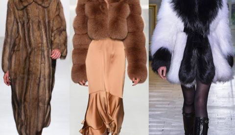 Экологически модное решение 2020-2021 — искусственные шубы
