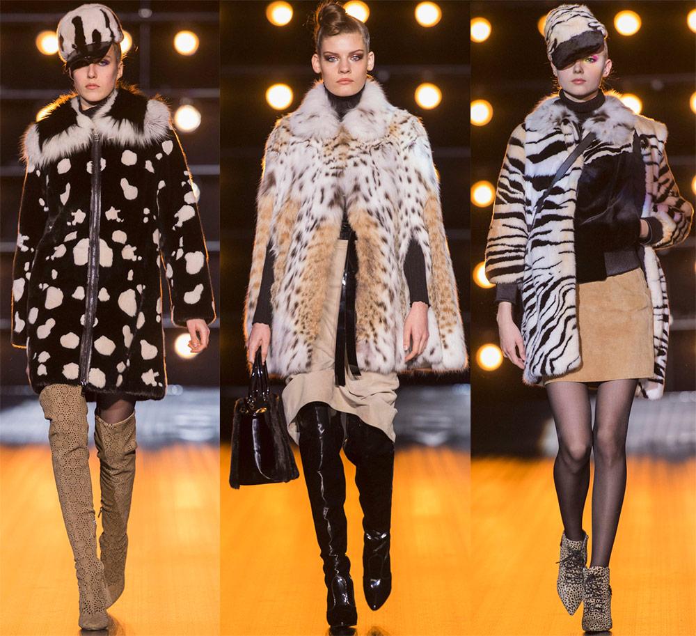 Модные тенденции меховой моды 2020-2021 года