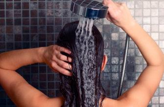 Вредно ли мыть волосы гелем для душа?