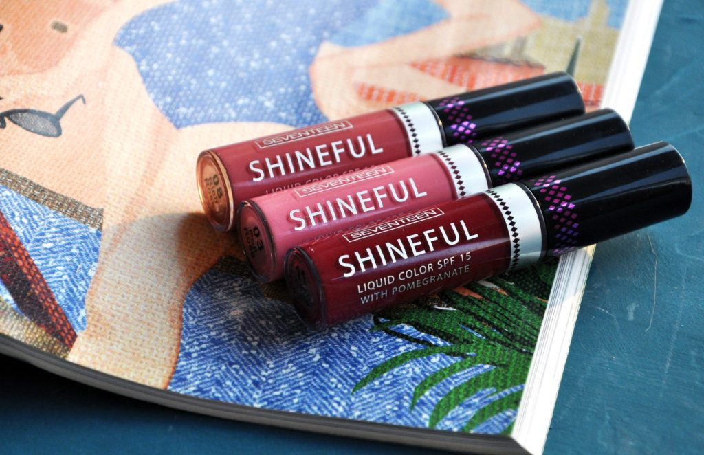 Seventeen Shineful liquid Color SPF 15