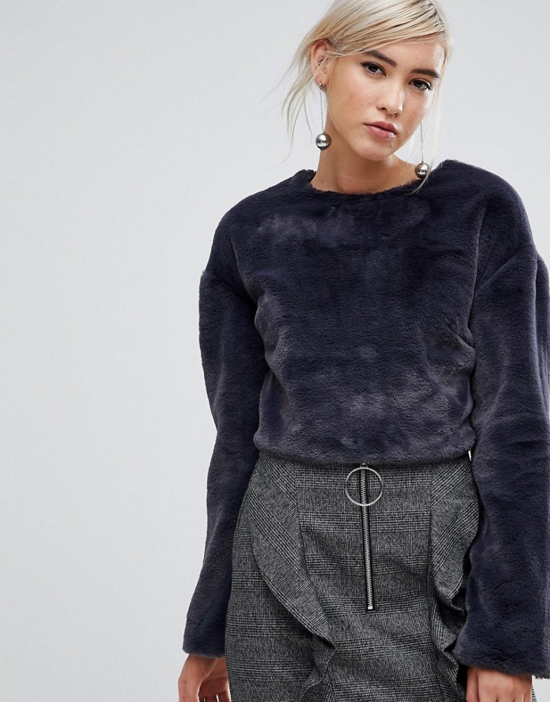 Шубы из какого меха в моде в 2019 году? короткие