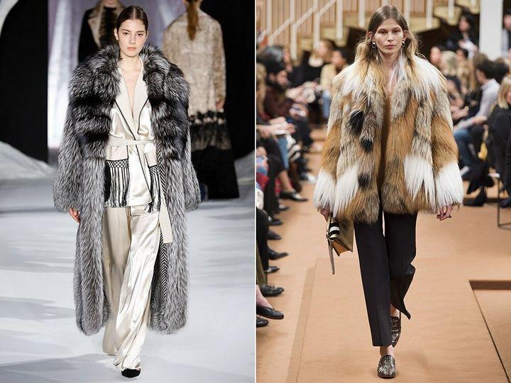 Шубы из какого меха в моде в 2019 году?