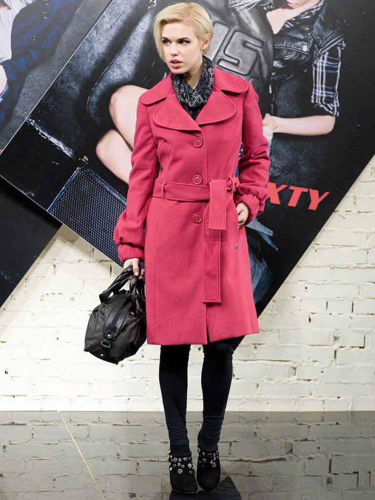 Пальто с английским воротником. Особенности, как его носить