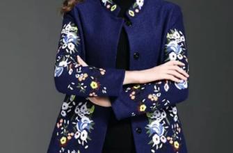 Как украсить пальто своими руками?