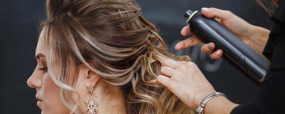 Из чего делают лак для волос? Его состав