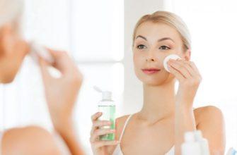 Лосьон для лица — незаменимое средство для очищения кожи