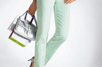 Правильный выбор обуви под укороченные брюки