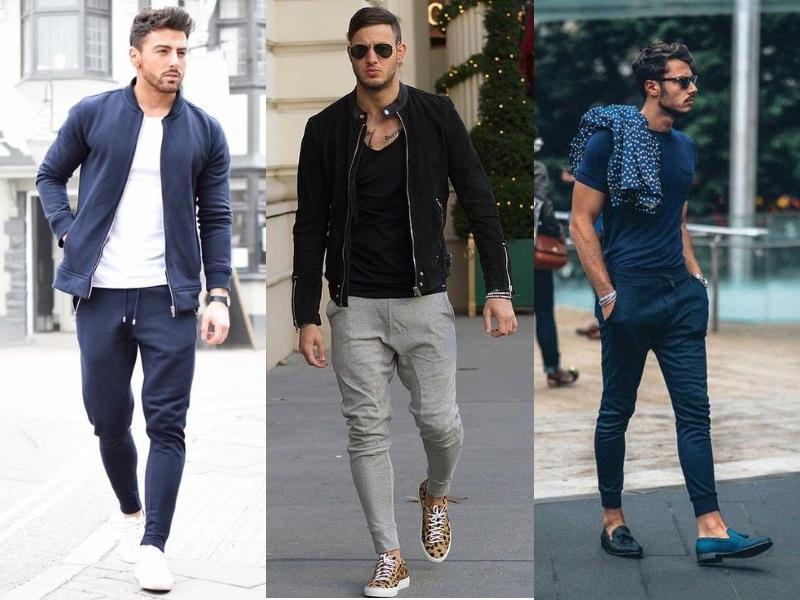 мужские модели джоггеров