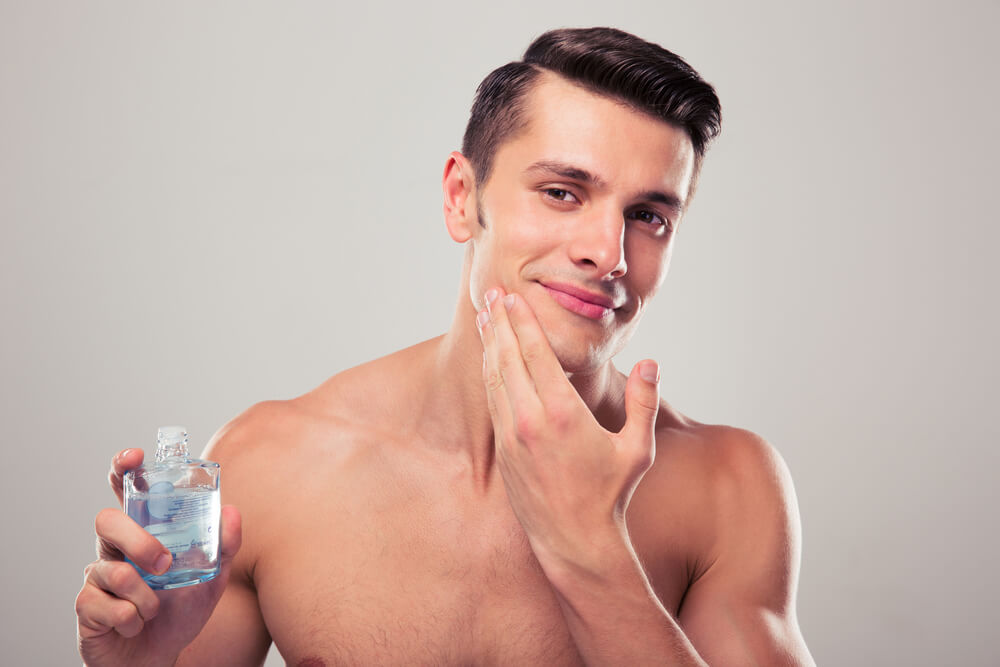 Для чего нужны лосьоны после бритья 1