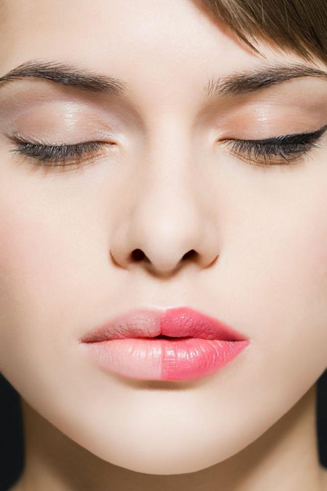 стойкость перманентного макияжа губ