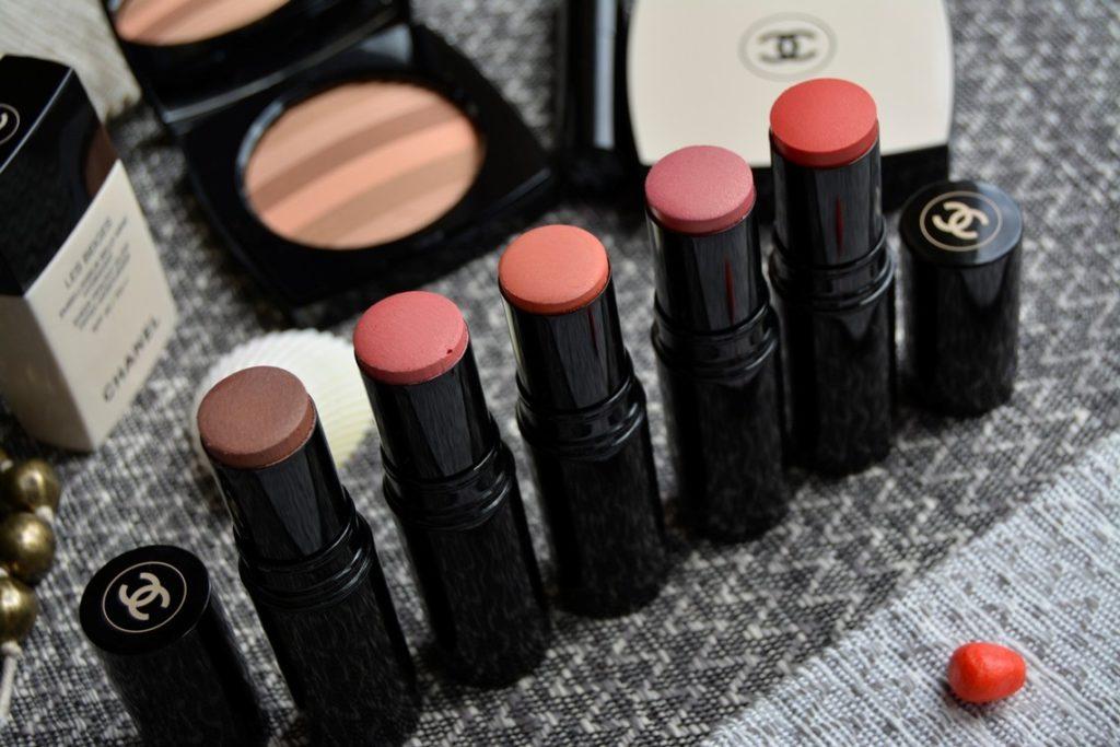 Chanel Les Beiges Healthy Glow Sheer Colour Stick.