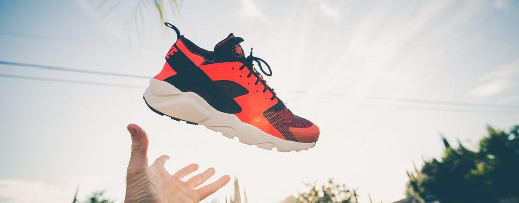 Какие кроссовки можно считать самыми лёгкими