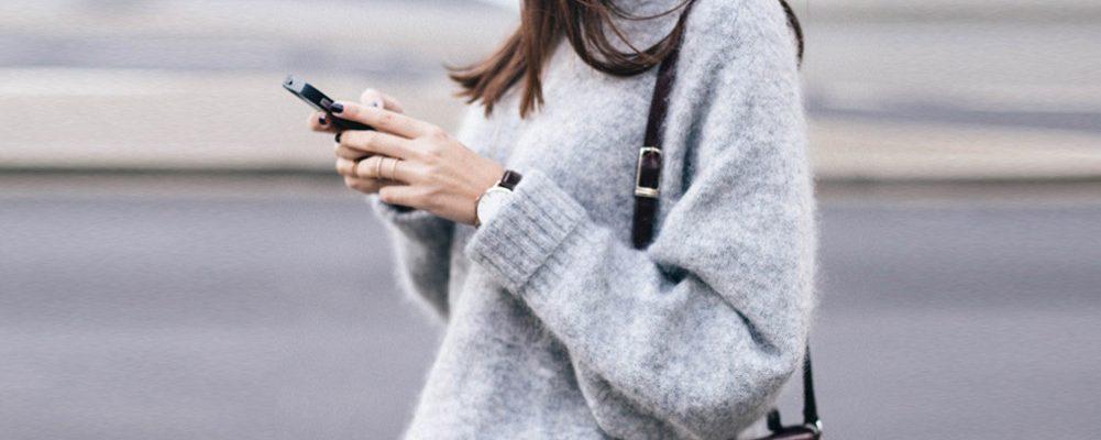 Виды женских свитеров и их названия