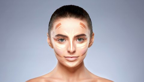 Что такое контуринг в макияже?