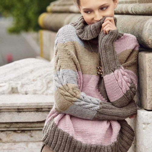 Трендовые женские свитера для весны