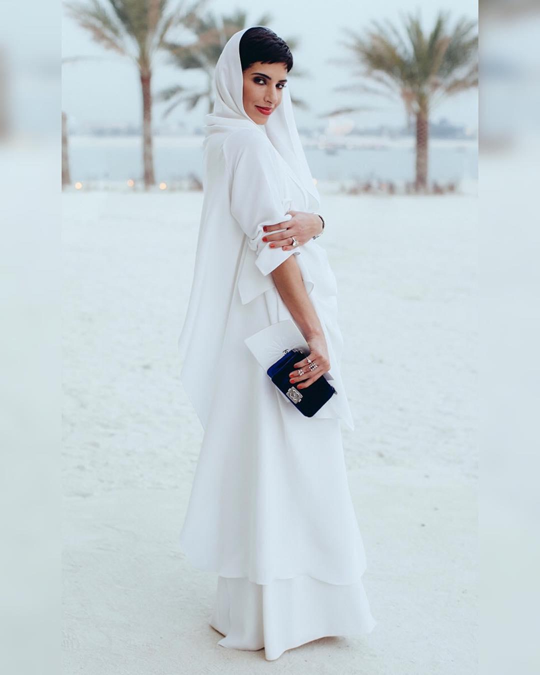 загадочная аравийская принцесса - Дина Абдулазиз