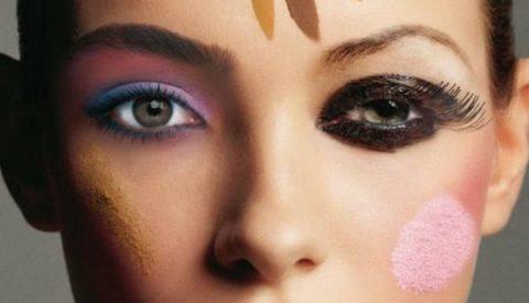 Распространённые ошибки в макияже