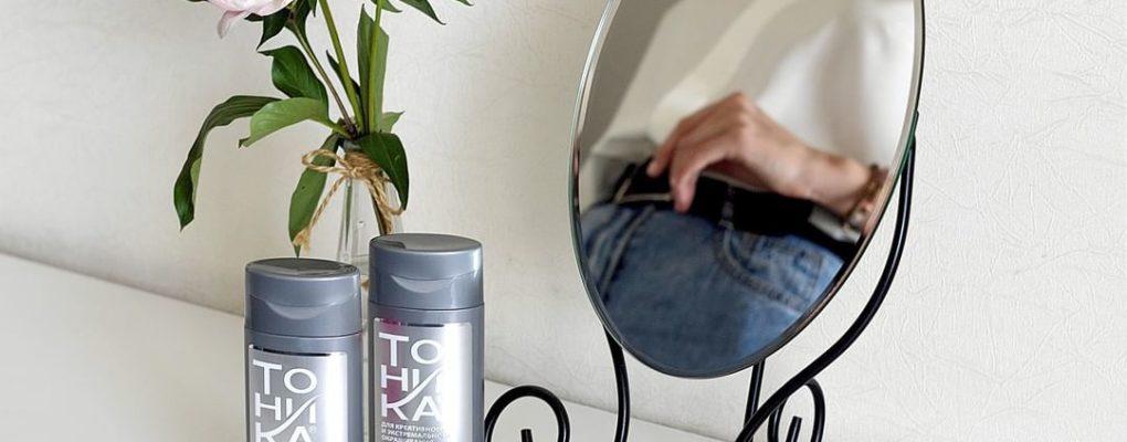 «Тоника» — оттеночный бальзам, как им пользоваться?