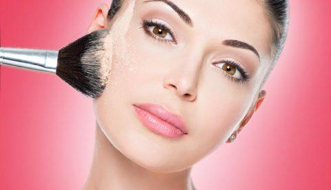 Этапы нанесения макияжа для круглого лица