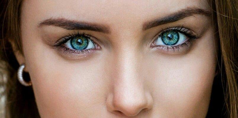 Макияж для голубых глаз и русых волос: советы визажистов