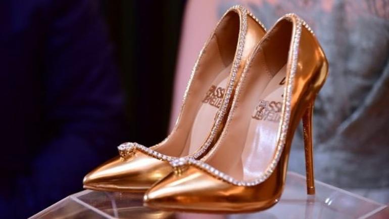 Туфли от Jada Dubai