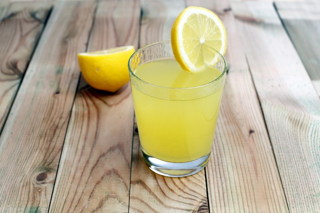 лимонный сок для осветления бровей