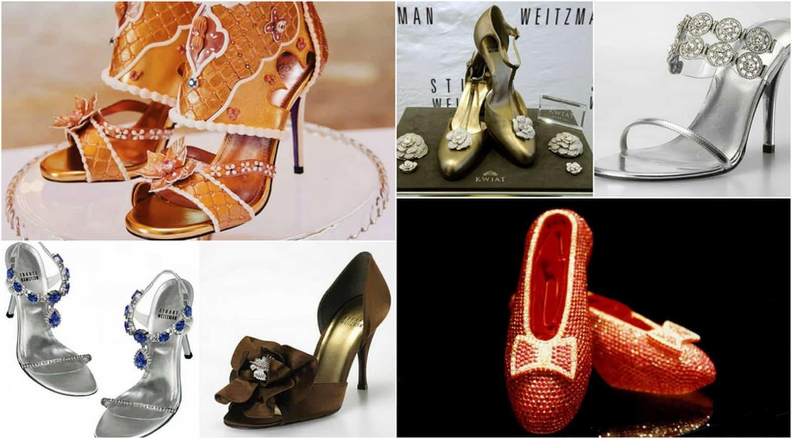 самая дорогая обувь в мире