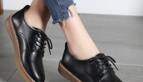 Как красиво и аккуратно зашнуровать туфли?