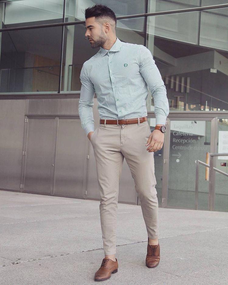коричневые туфли для мужчин