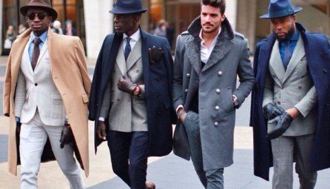 С чем носить мужские туфли