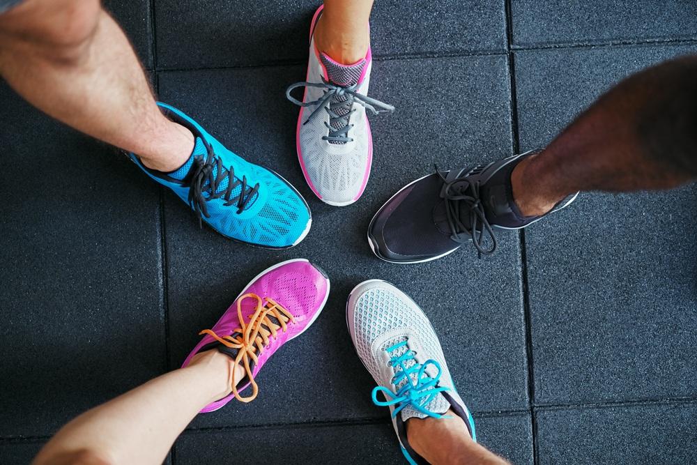 Самые удобные кроссовки
