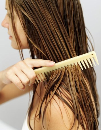 Сырые волосы