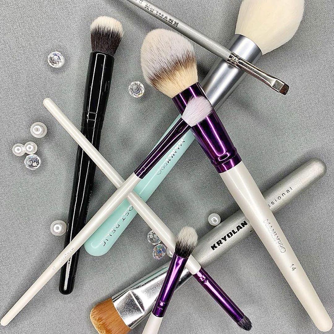 Набор кистей для макияжа, какие лучше