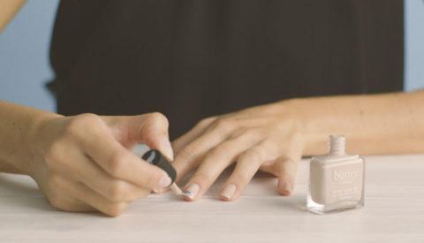 Как запечатать торец ногтя гель-лаком