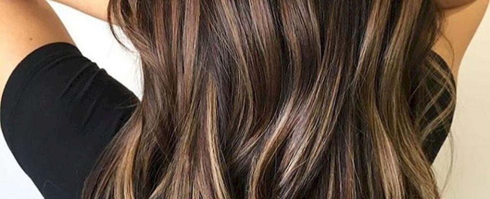 Модный цвет волос 2021?