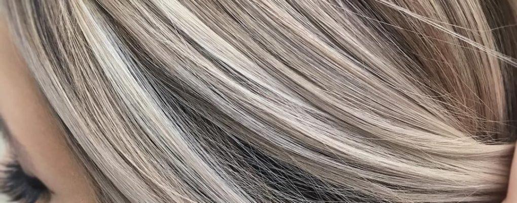 Варианты мелирования на русые волосы