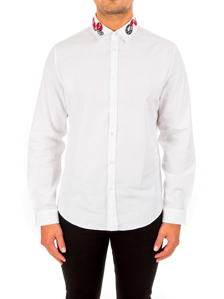 Классическая рубашка марки GUCCI