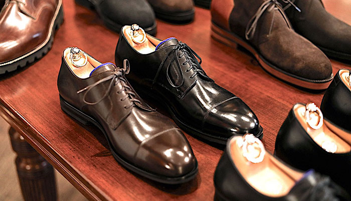 Обувь от Eduard Meier