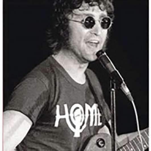 футболка Джона Леннона