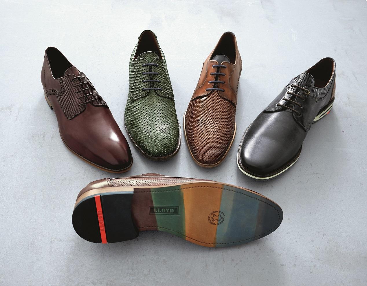 Обувь от LLOYD