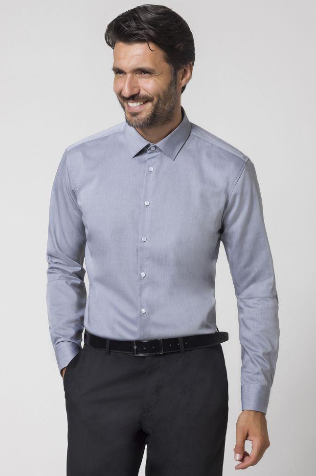 Классическая рубашка марки Seidensticker