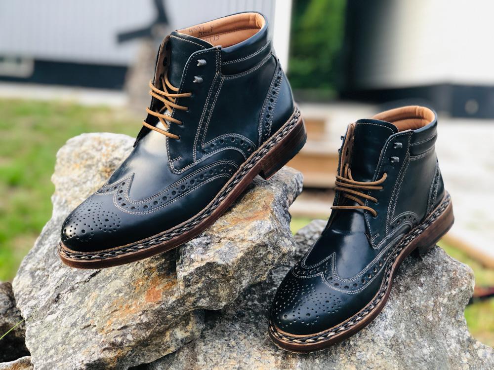 Обувь от Heinrich Dincelacker