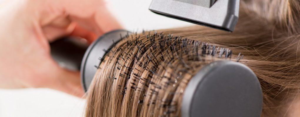 Брашинг для волос и всё о нём