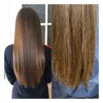 Полировка волос с фото